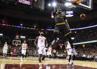 Resumen del Cleveland Cavaliers - New York Knicks