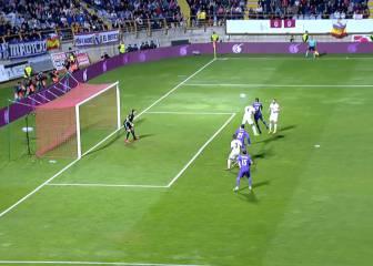 Y Mariano se reivindicó: ¡gol con un cabezazo imponente!