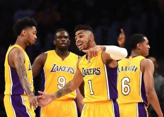Russell, nuevo capo de los Lakers: