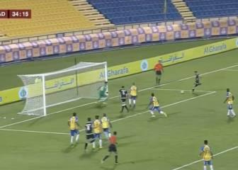 Xavi despliega su magia en Qatar: inicia y marca el gol