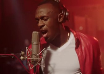 Usain Bolt releases a single... with a little auto-tune help!