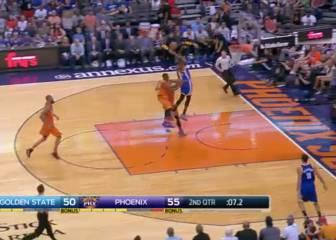 Durant se ceba con el aro de los Suns: ¡mate bestial!