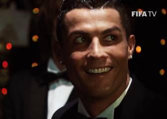¿El vídeo del premio de la FIFA deja un mensaje subliminal?