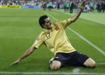 Dani Güiza: goles de un delantero genio y figura