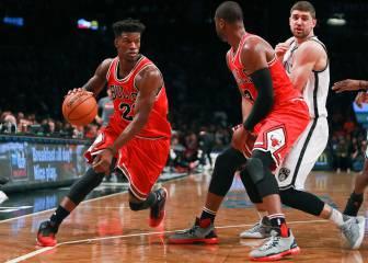 Los Bulls de Mirotic (16/10) arrasan a los Nets