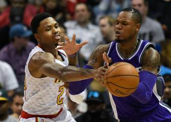 Resumen del Atlanta Hawks - Sacramento Kings
