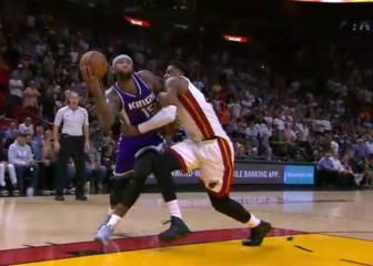 Los Heat se llevan un duelo cargado de polémica