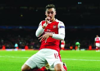 Las otras veces que Özil te dejó con la boca abierta