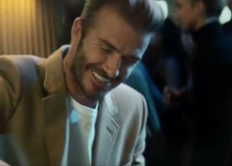 El atrevido spot de Beckham: