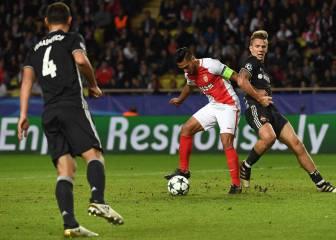 Falcao ha vuelto: el giro y el gol que recordó a Bucarest