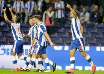 El Oporto se coloca segundo tras ganar en Do Dragao