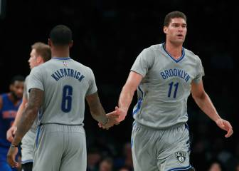 Resumen del Brooklyn Nets- Detroit Pistons