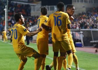 El APOEL cumple en Chipre y se coloca líder del Grupo B