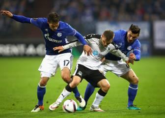 El Schalke se impone al Krasnodar y es más líder