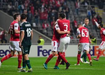 Resumen y goles del Braga - Konyaspor de la Europa League