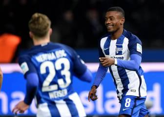 Kalou confirma la candidatura del Hertha en el Olímpico