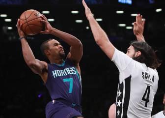 Resumen del Brooklyn Nets - Charlotte Hornets