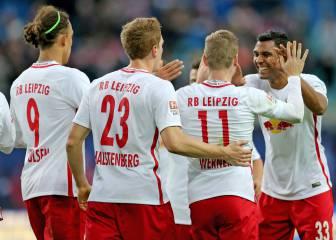Resumen y goles del Leipzig-Mainz de la Bundesliga