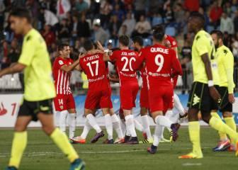 El Córdoba suma una nueva derrota ante el Almería