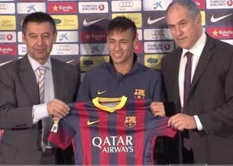 El juez propone juzgar a Neymar y Bartomeu