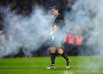 Casillas recupera el aura: 5 paradones esta temporada