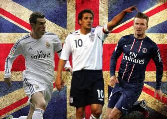 Los 8 británicos que triunfaron fuera de las islas