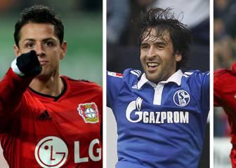 Vidal, Chicharito y Raúl: el mejor gol latino de Bundesliga