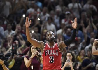 El emotivo homenaje de Miami a Wade en su vuelta a casa