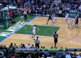 Los New Orleans Pelicans ganan su primer partido