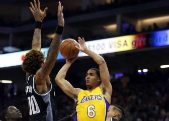 Resumen de Sacramento Kings - Los Angeles Lakers
