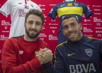 Trofeo Antonio Puerta: Sevilla vs Boca Juniors