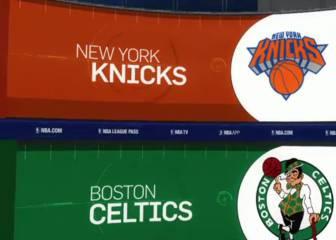 Resumen del Boston Celtics - New York Knicks