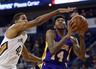 Resumen del NO Pelicans - LA Lakers de la NBA