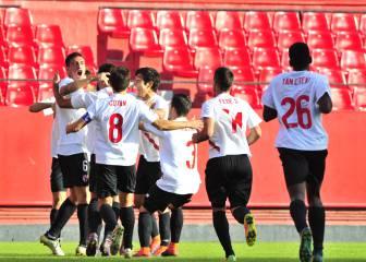 El Sevilla Atlético gana y se mantiene segundo en la tabla