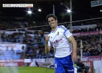 Cani lidera el triunfo en casa y deja al Zaragoza en playoff