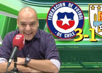 Análisis del Chile 3-1 Uruguay de las Eliminatorias