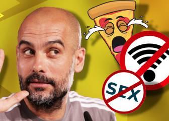 5 prohibiciones de Guardiola en el City: ¡ojo con la cuarta!