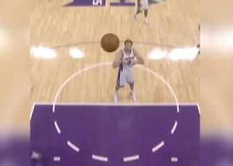 ¿Es el de Koufos el peor tiro libre en la historia de la NBA?