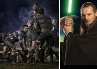 Liam Neeson y el rugby irlandés: decir épico es quedarse corto