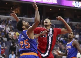 Los Knicks no pueden con Wall y se les escapa la oportunidad
