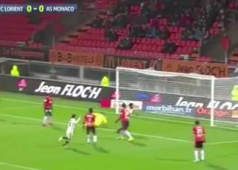 Falcao ya se parece más al '9' de antes: gol a los 39 segundos