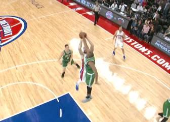 ¡Esto es la NBA! Al Horford logra el último minuto soñado