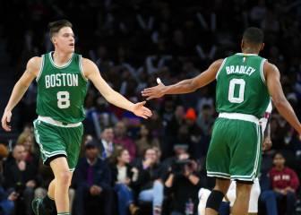 Agónico triunfo de los Celtics y brillante regreso de Al Horford