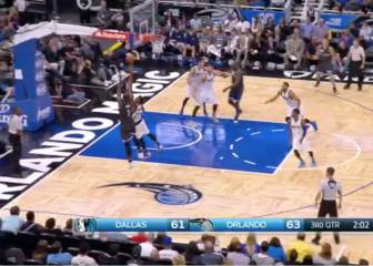 Ibaka emerge para guiar al triunfo a los Magic