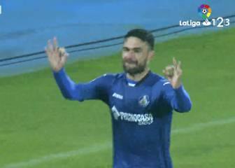 Jorge Molina somete al Zaragoza con un nuevo penalti
