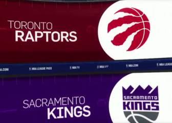 Victoria polémica de los Kings sobre los Raptors de DeRozan
