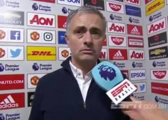 Mourinho vuelve a la carga y se queda a gusto contra Wenger
