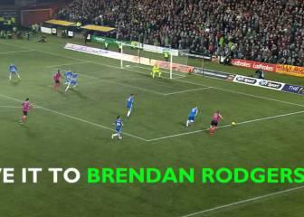 La adoración del Celtic por Rodgers: clasicazo en su honor