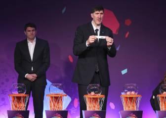 Suerte para España en el sorteo del Eurobasket de Rumanía
