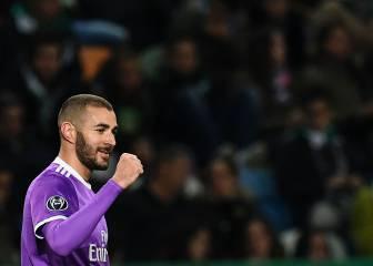 Se reivindicaron: precioso gol entre Ramos y Benzema